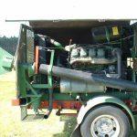 Motor der AFH 25 Winde