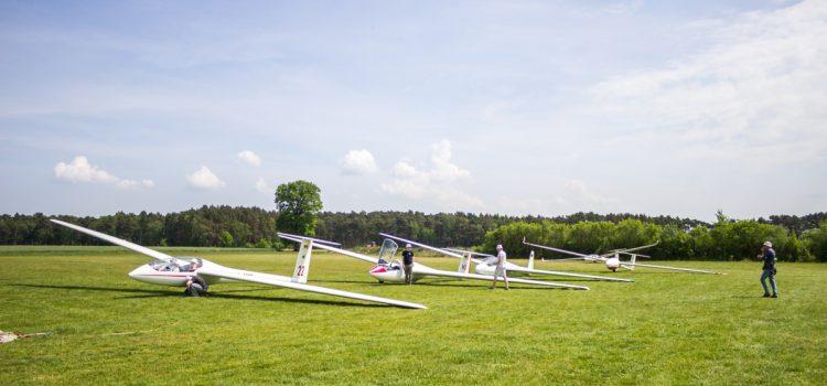 Schulungslager mit der Akaflieg Braunschweig
