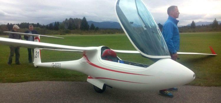 Erstflug der Mü 31